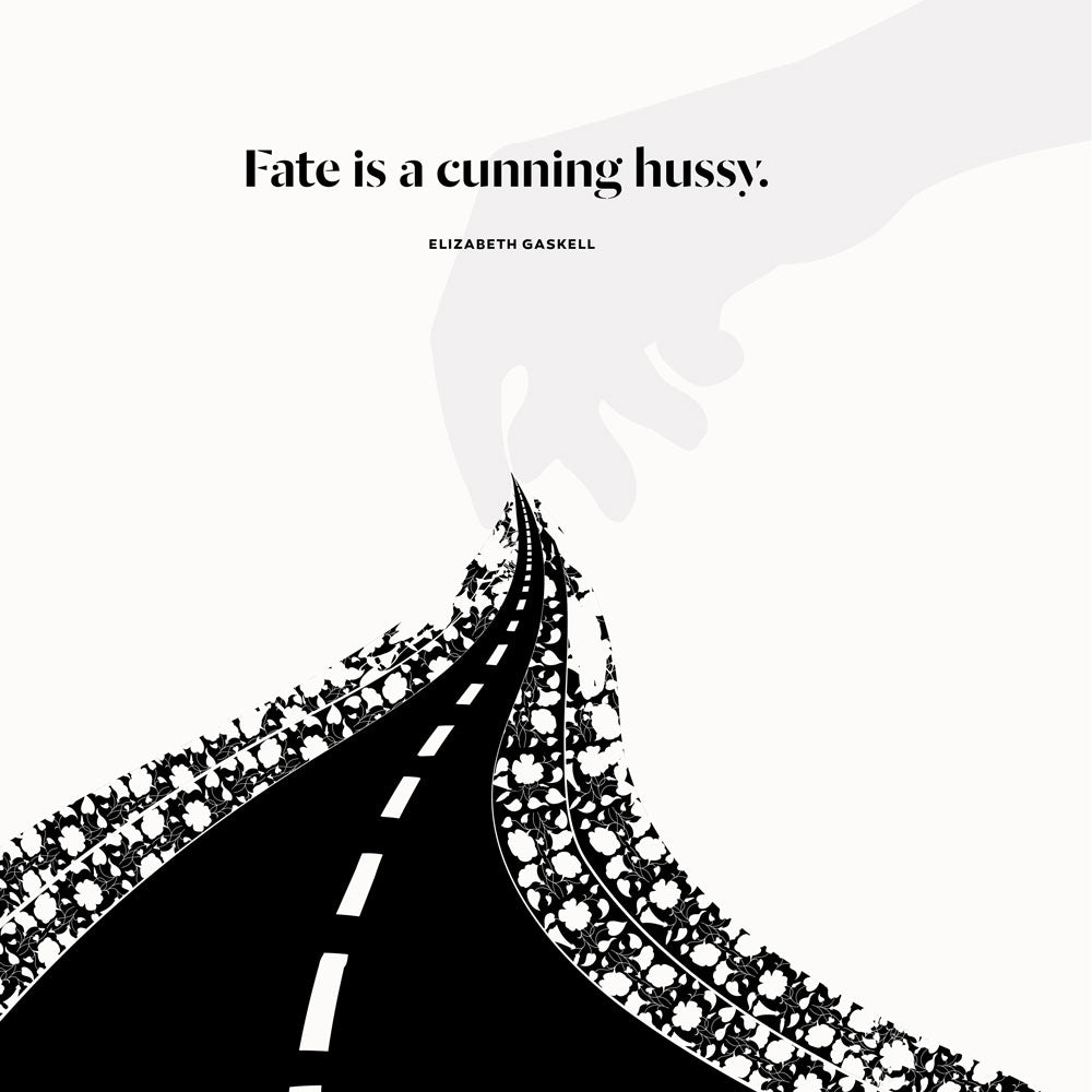 Fate is a cunning hussy
