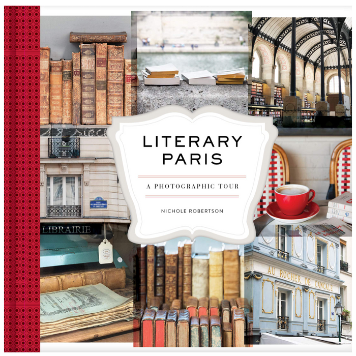 Chronicle Books:  Literary Paris