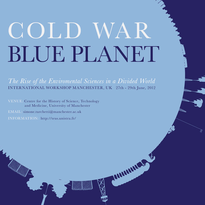 University of Manchester: Cold War / Blue Planet
