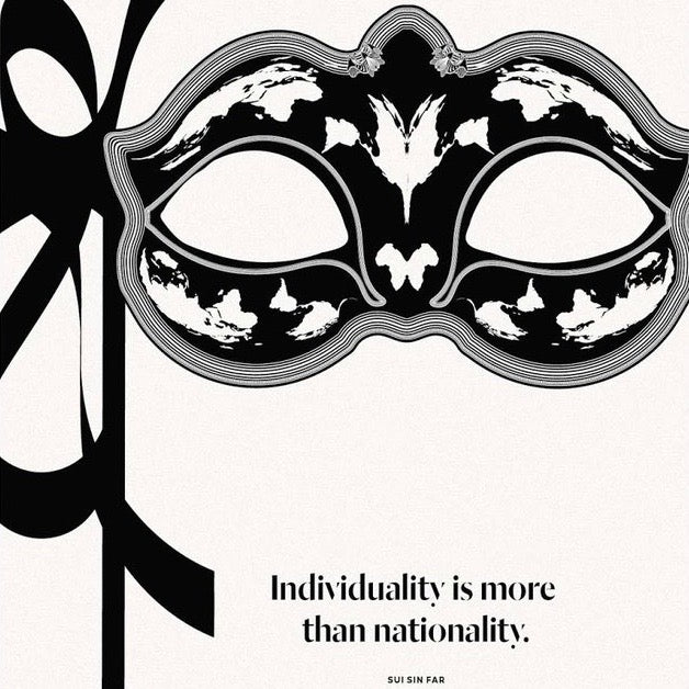 Individuality is more than nationality