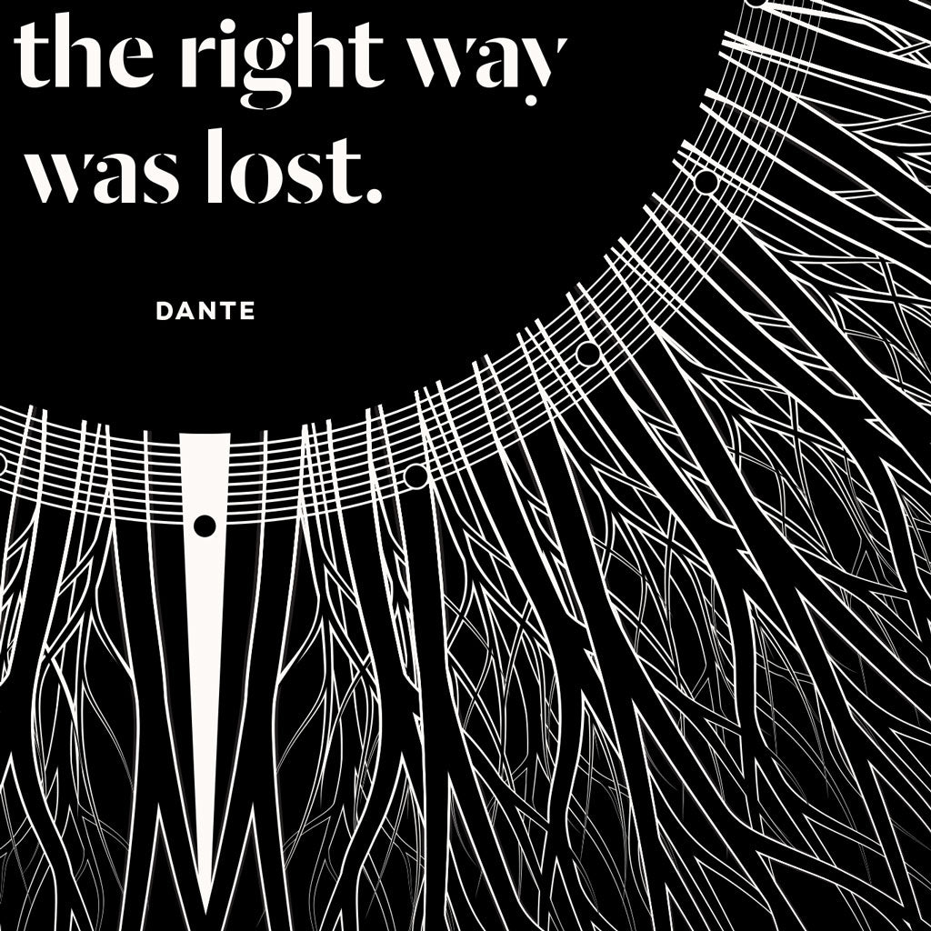 The Inferno by Dante Illustration by Obvious State