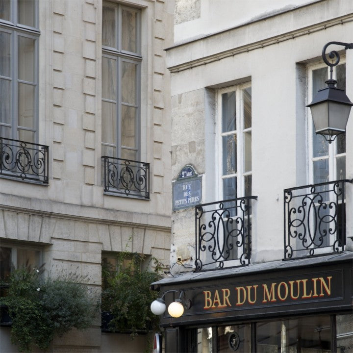 Bar Du Moulin, Paris, Nichole Robertson