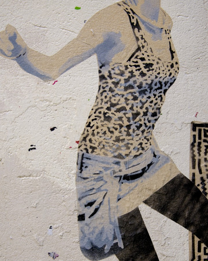 Paris Graffiti, Paris Photography, Nichole Robertson