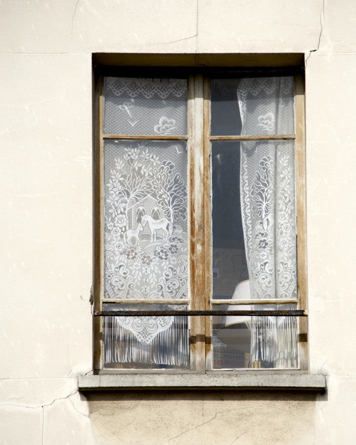 Paris Window, Paris Photography, Nichole Robertson