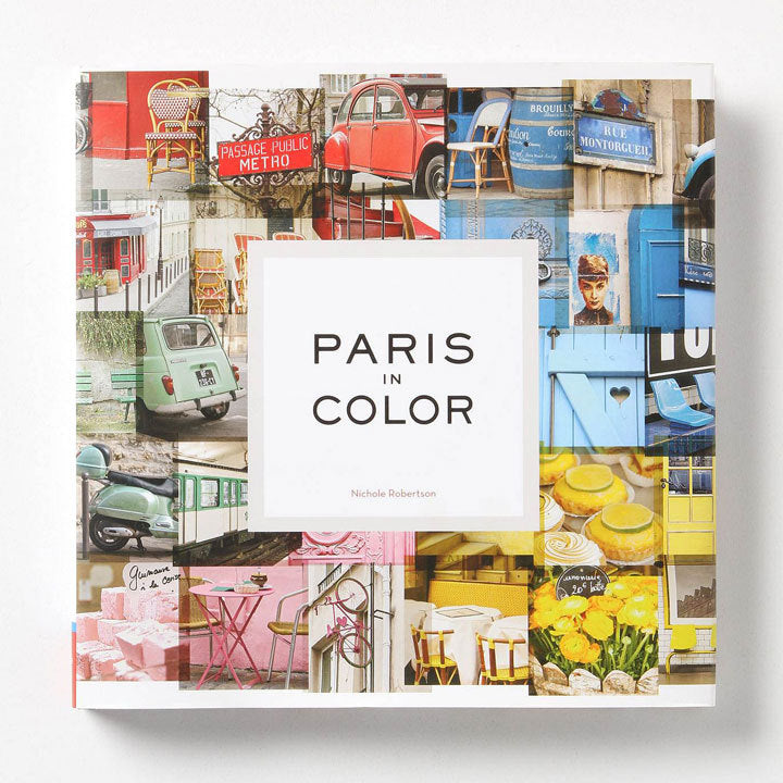 Paris in Color, Signed Copies, Nichole Robertson