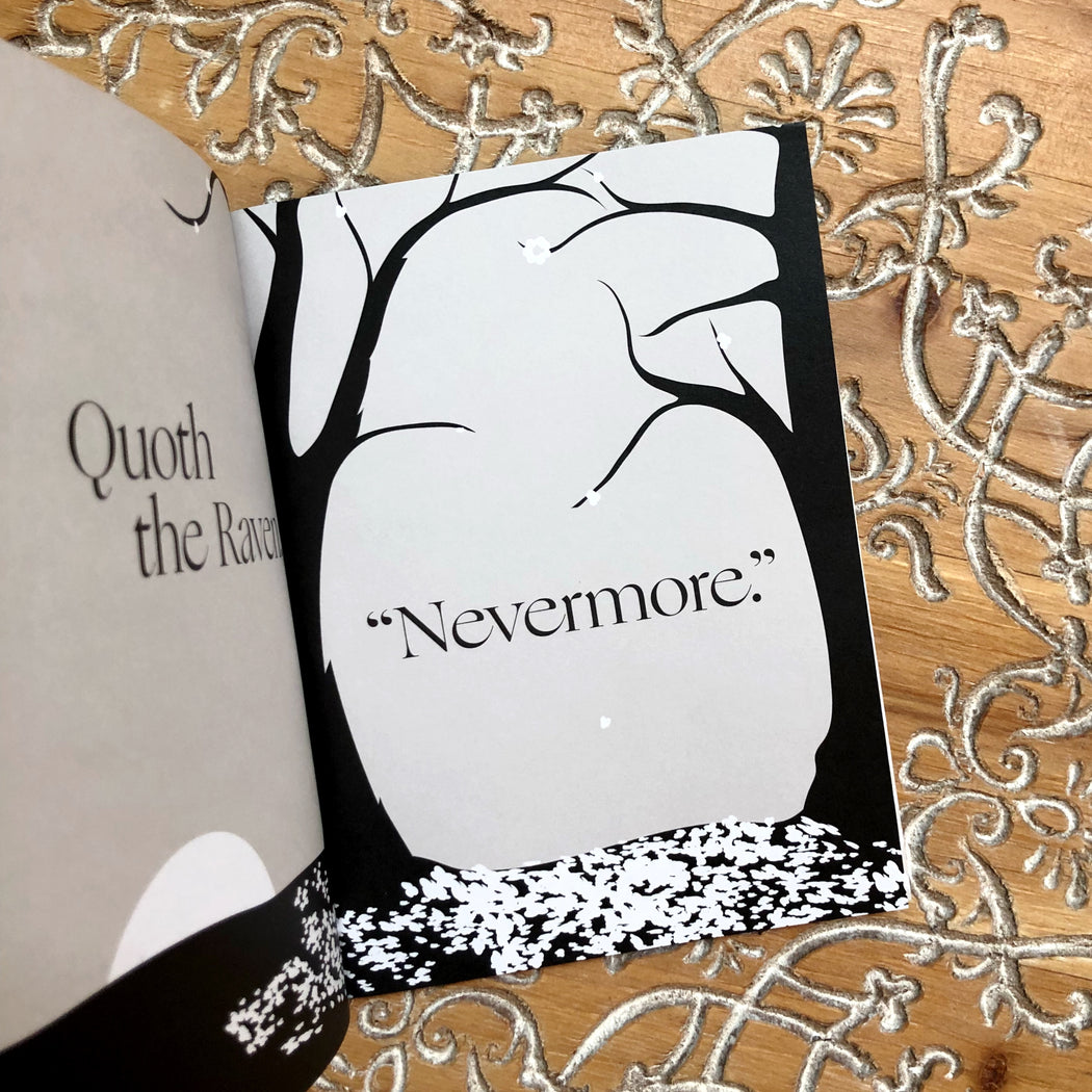 Nevermore: The Raven, Illustrated