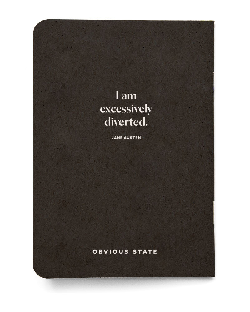 Austen Pocket Notebook