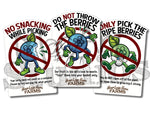 Download: Berry 'Pick-Your-Own' Rules (3 designs)