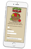 Apples & Apples Game Add-on: Mobile Data Form