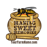 Bees/Honey Graphics