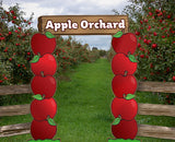 Apple Archway Entrance