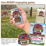 Berry Basket Case- (seek and find) available in strawberries, mixed berries