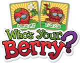 Who's Your Berry? Strawberries Guessing Game
