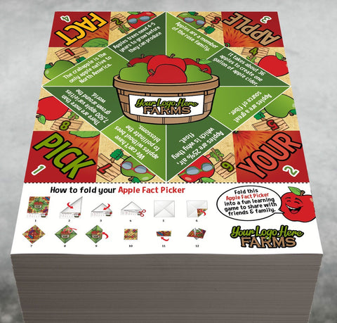Apple Fact Pickers (foldable take-home)