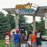 'Duck Racers' Sign