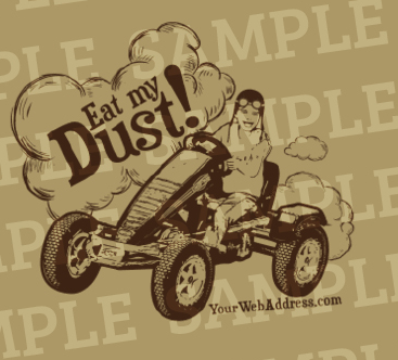 Eat my Dust (pedal carts)