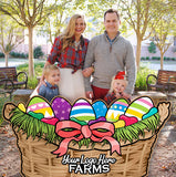 Easter 'Stand-Behind' Photo Opp (2 designs)