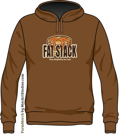 Maple Season hoodie 'Fat Stack'  (100 units)
