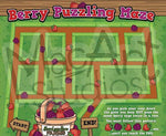 Berry Puzzling Mazes
