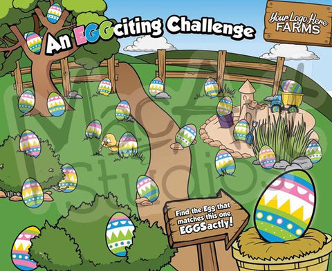 Egg-citing Challenge
