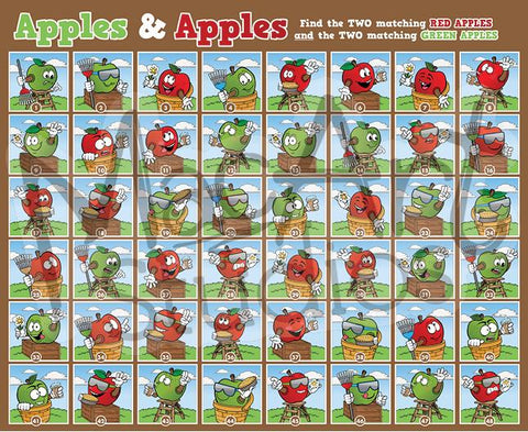 Apples and Apples
