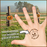 Pumpkin Pair-Up - add-on 5 Hand Stamps