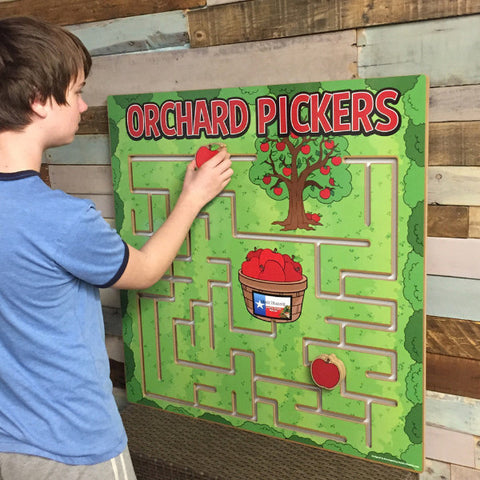 Apple Pickers- Channel Maze