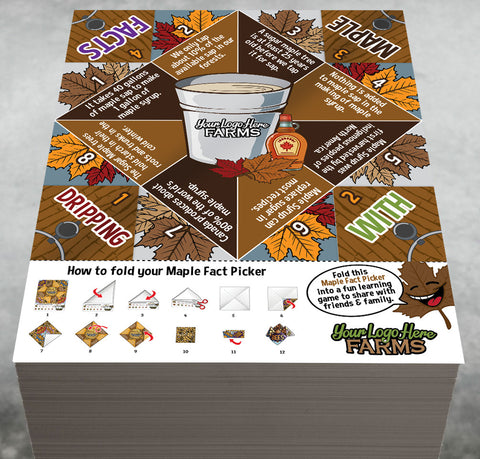 Maple Fact Pickers (foldable take-home)