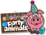 Party Animals - Downloadable Graphics