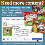 Crop Content for your Social Media