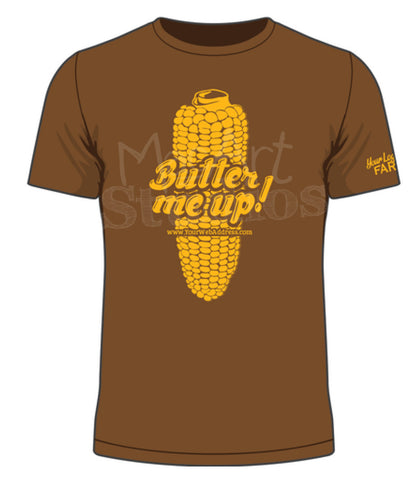 Butter me Up T-Shirts (100 units)