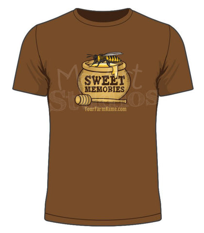 Sweet Memories T-Shirts (100 units)