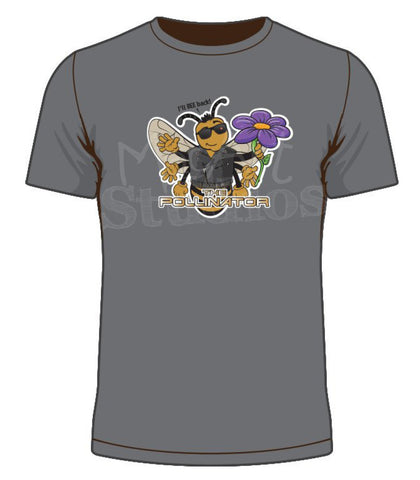 'The Pollinator' T-Shirts (100 units)