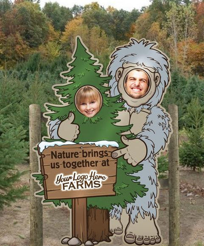 Forest Photo Opp Boards