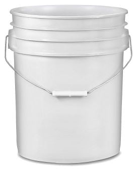 Five Gallon Bucket with lid