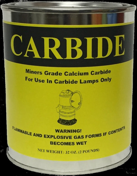 Calcium Carbide 10 lbs