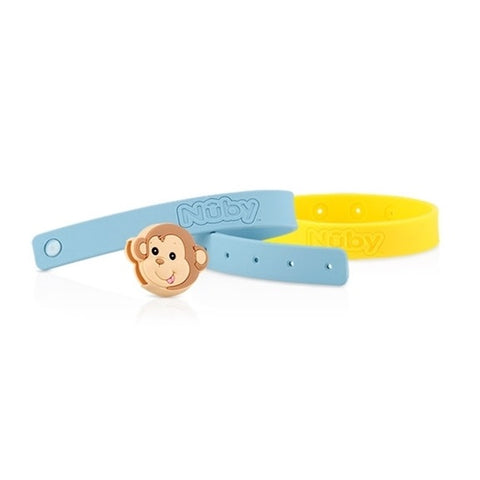 Nuby - All Natural Mosquito Repellent Bracelets (Available in 3 Designs)