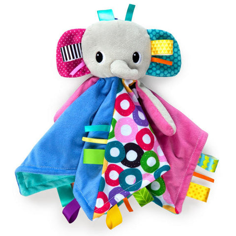 Bright Starts™ - Cuddle 'n Tags Blankie™