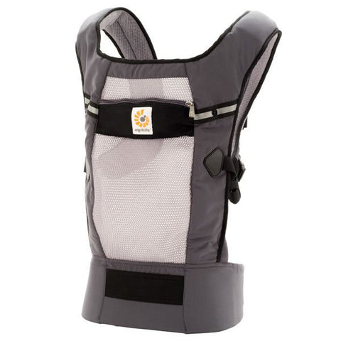 Ergobaby - Performance Ventus Graphite - Black/Mesh