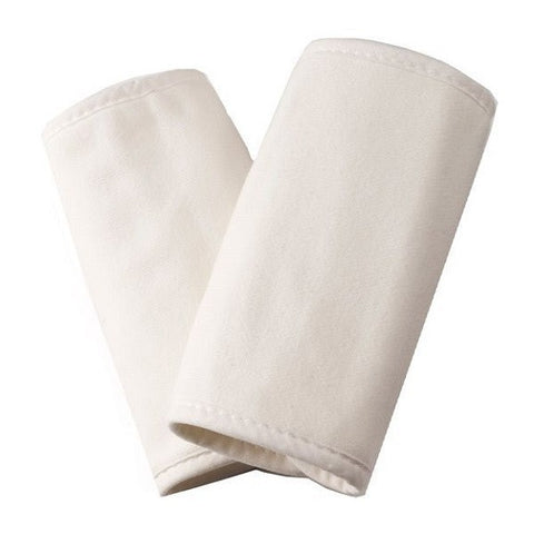 ERGObaby - Teething Pads Cream Velcro