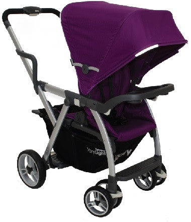 Joovy Black Caboose Varylight Stand-On Tandem Stroller