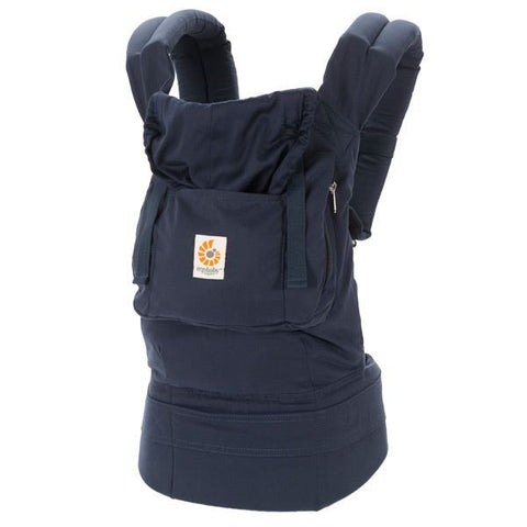 Ergobaby - Organic Baby Carrier - Navy/Midnight