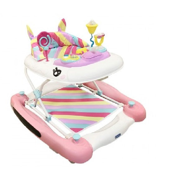 Lucky Baby® - Yoona™ 2 In 1 Baby Walker/Rocker