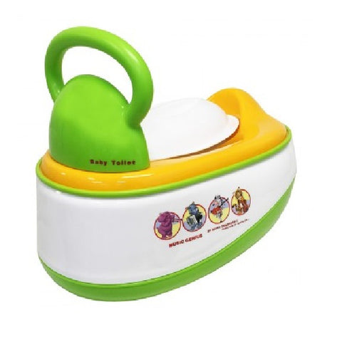 Lucky Baby - Be Handy™ 3 In 1 Potty Seat W/Handle