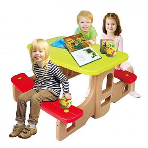 Haenim - Picnic & Play Table