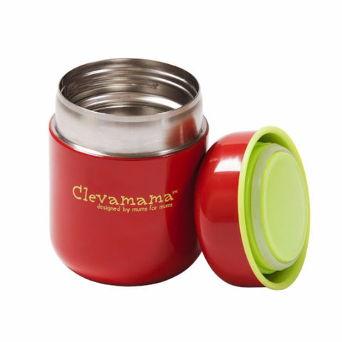 Clevamama Insulated & Leak Proof Food Flask