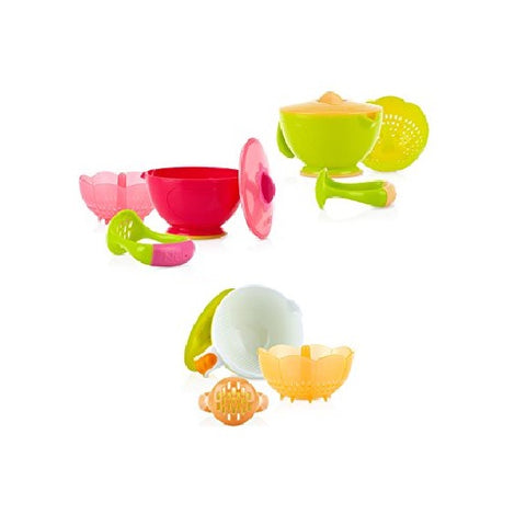 Nuby - Garden Fresh Steam n' Mash™ 4m+ (Available in 3 colours)