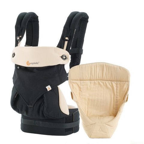 Ergobaby - 360 Collection Bundle of Joy (Black/Camel)