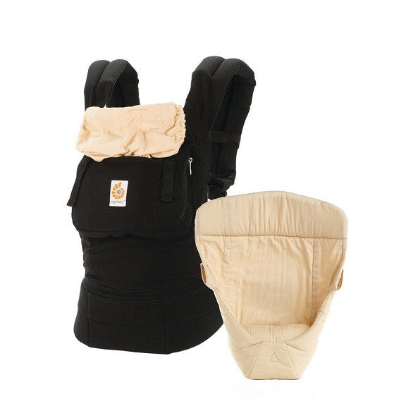 Ergobaby - Original Bundle of Joy - Black/Camel