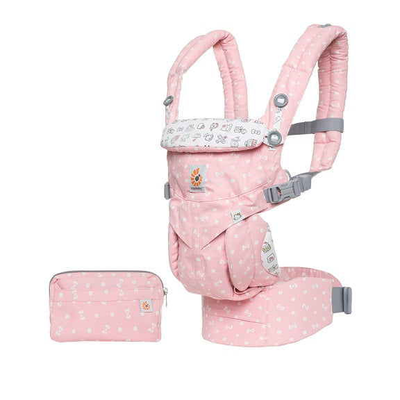 Ergobaby -  Omni Four Position 360 - Hellokitty Baby Carrier (Available in 2 Designs)